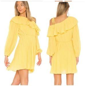 Endless rose half shoulder dress